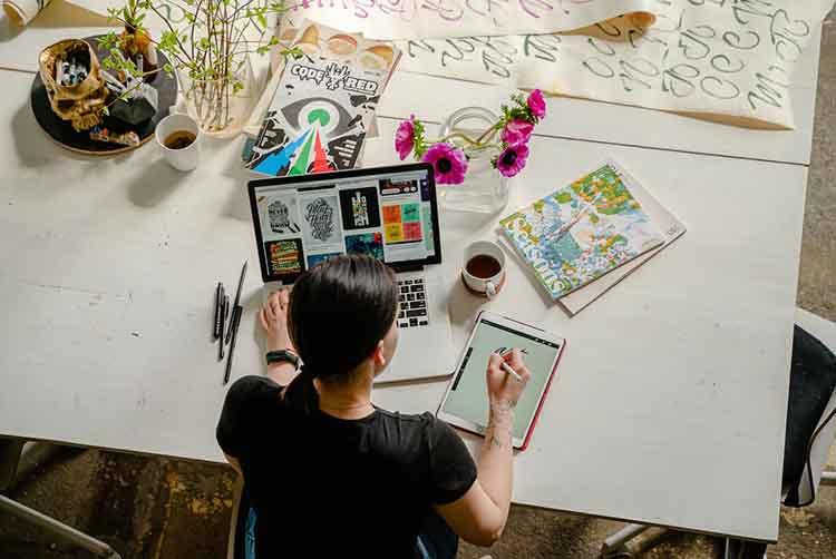 aprender a desenhar online